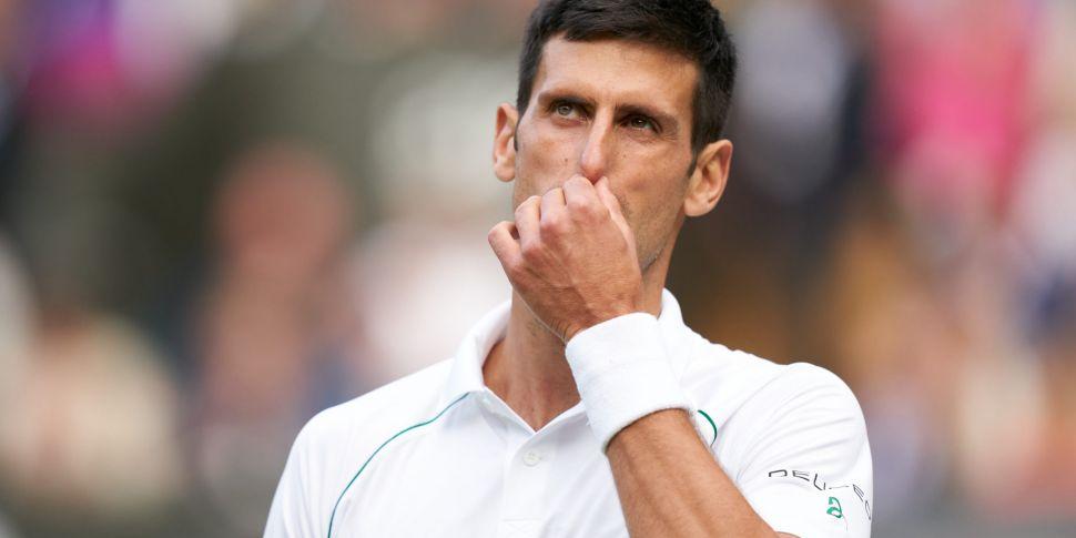 Djokovic through to seventh Wi...