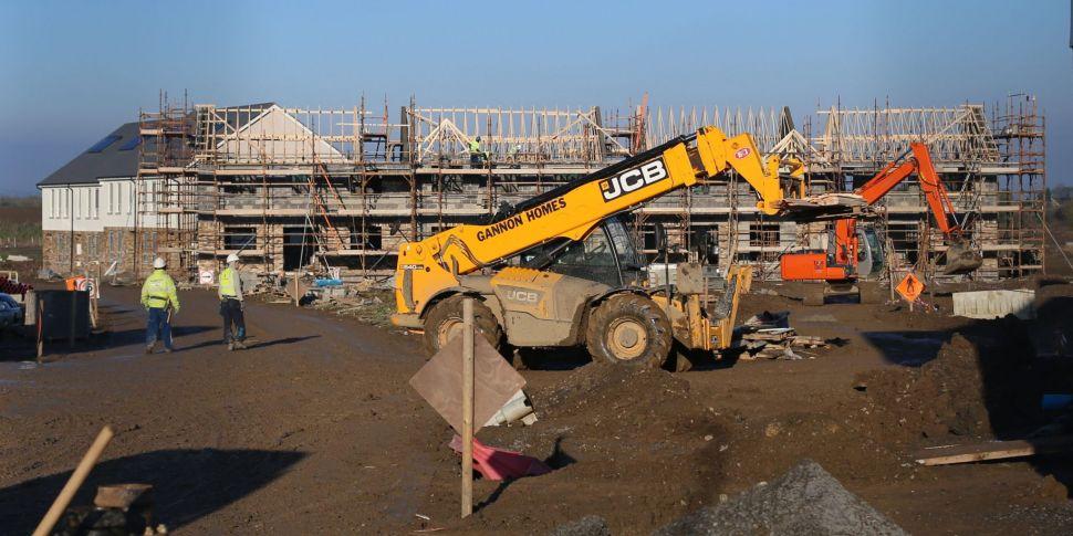 Dublin's High Construction Cos...
