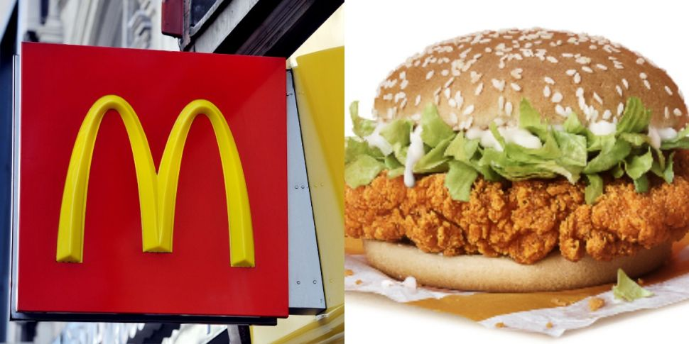 McDonald's Just Added A Brand...