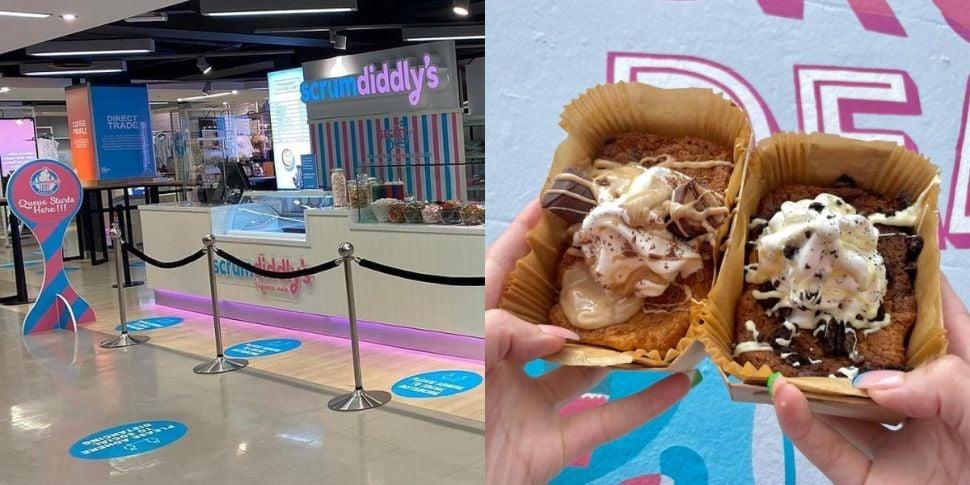 Scrumdiddly's Ice Cream Is Com...