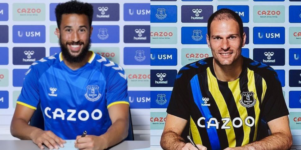 Rafa's freebies - Everton snap...