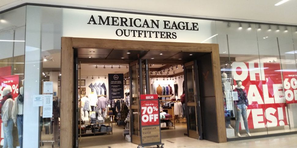 American Eagle To Open First I...