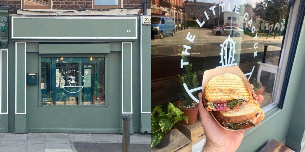 A New Coffee And Plant Shop Ju...