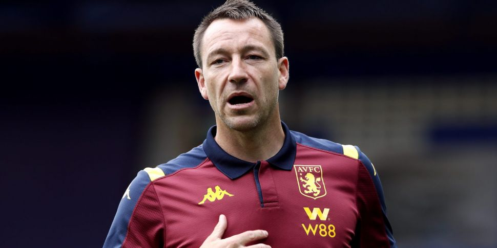John Terry outlines management...