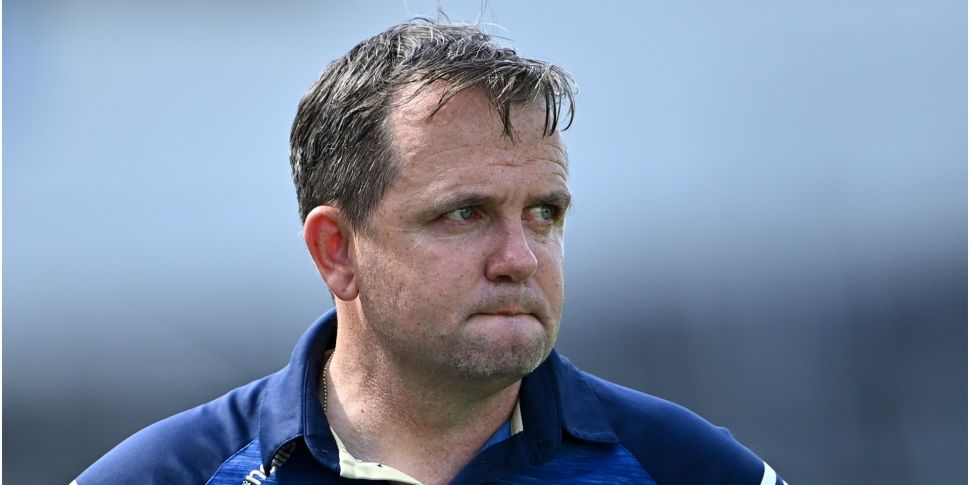Davy Fitzgerald steps down as...