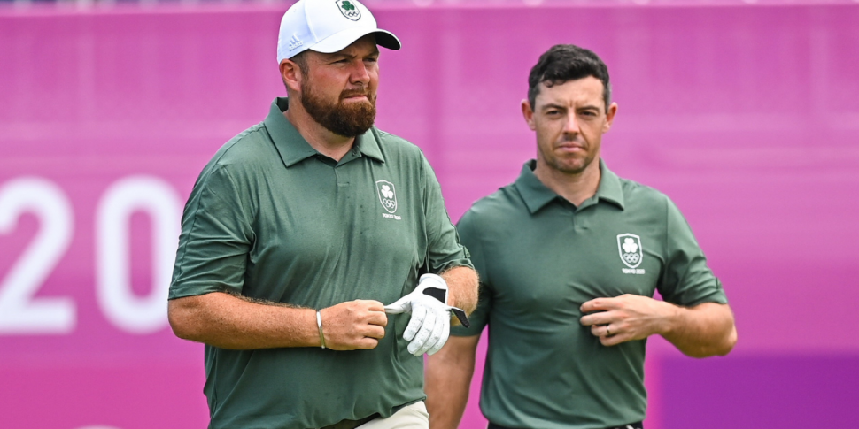 McIlroy and Lowry still in the...