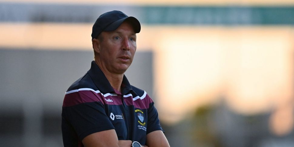 Westmeath hurling manager Shan...