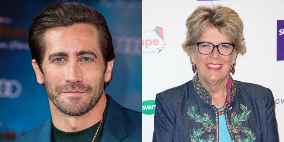 Jake Gyllenhaal Is