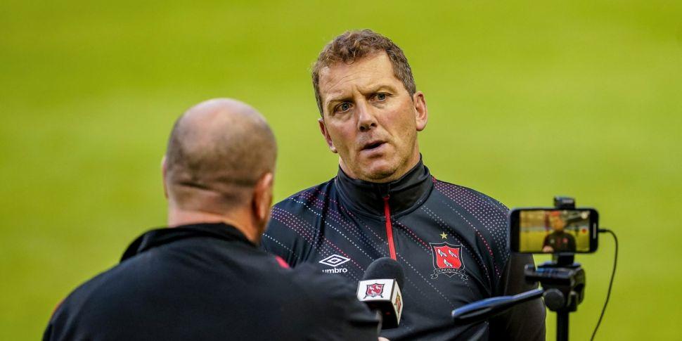Dundalk boss Perth - It's not...