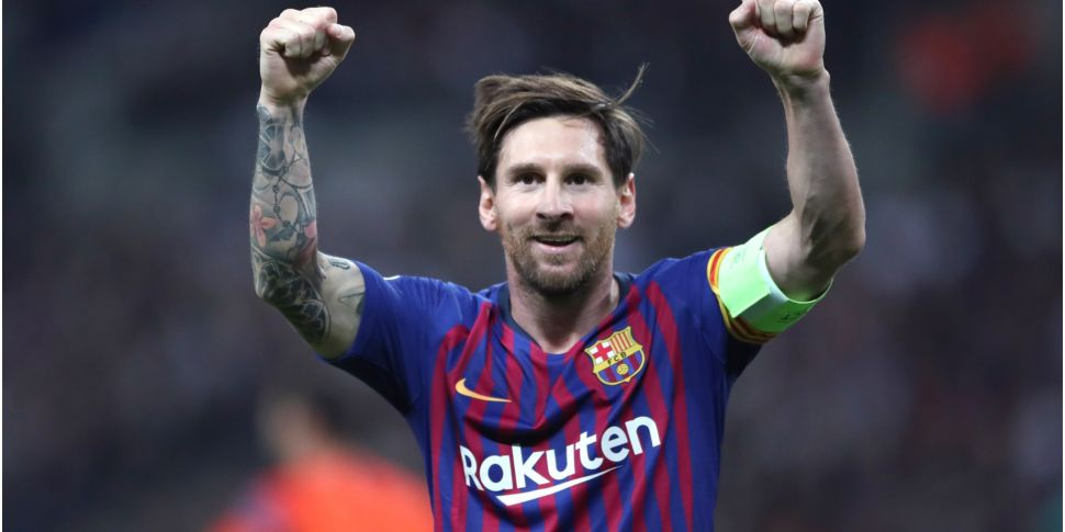 Lionel Messi agrees to join PS...