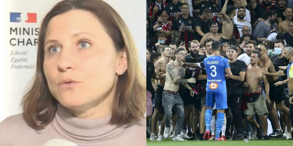 French Sports Minister defends...