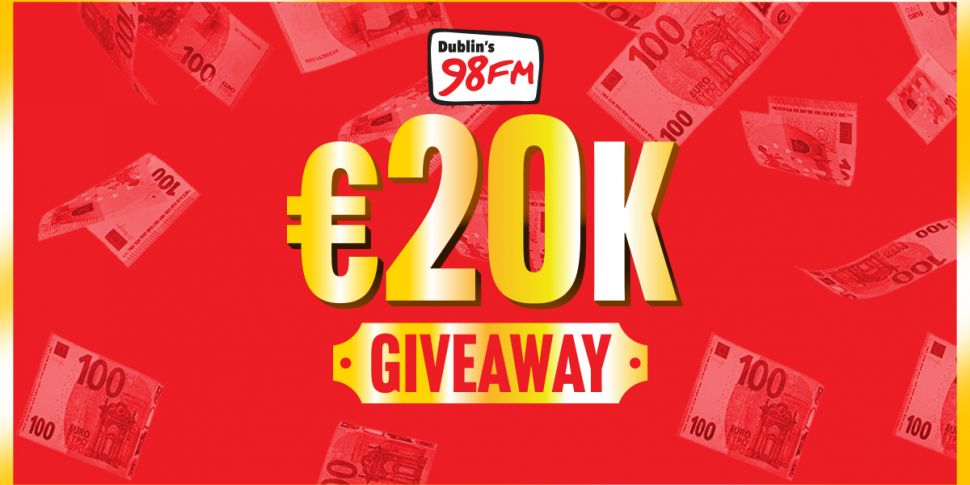 The 20k Giveaway On 98FM