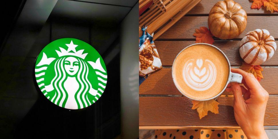 Starbucks Announce Return Of T...