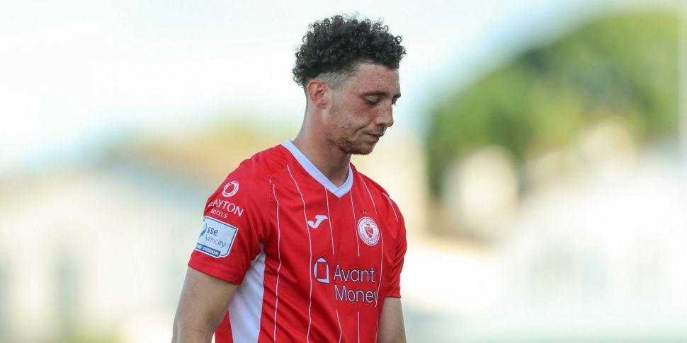 Sligo's European hopes dented...