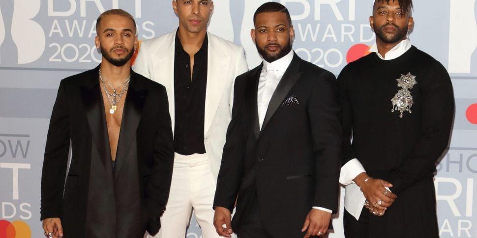JLS Announce New Single 'Etern...
