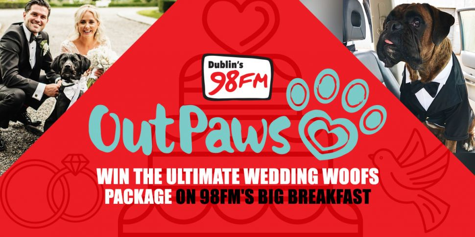 Wedding Woofs: WIN The Most Gl...