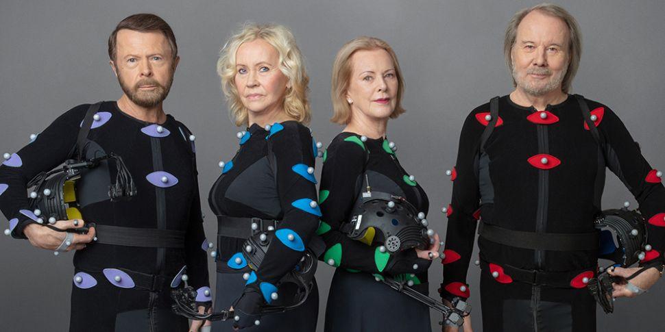 ABBA Announce New Album And Di...