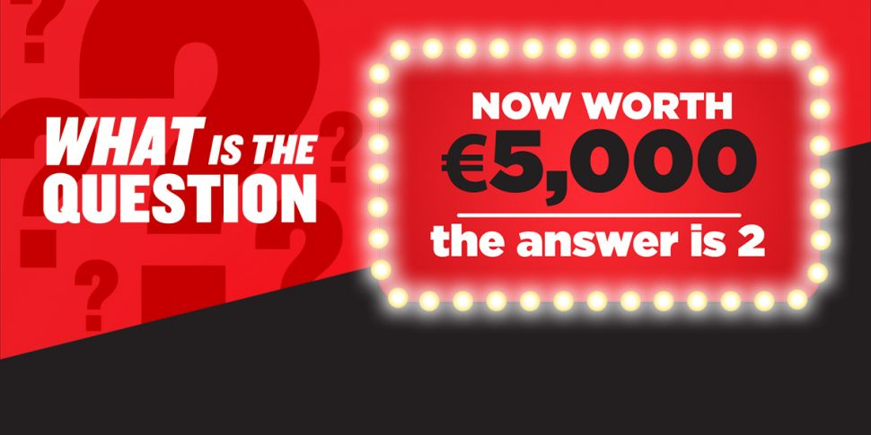 98FM's What's The Question Has...