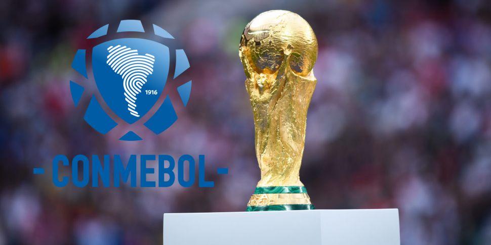 CONMEBOL says biennial World C...