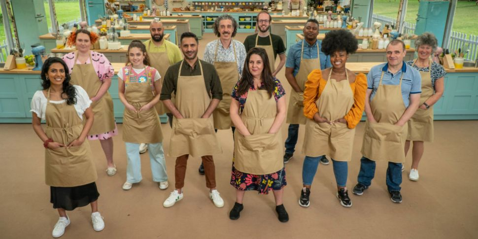 Meet The Bakers Taking Part In...