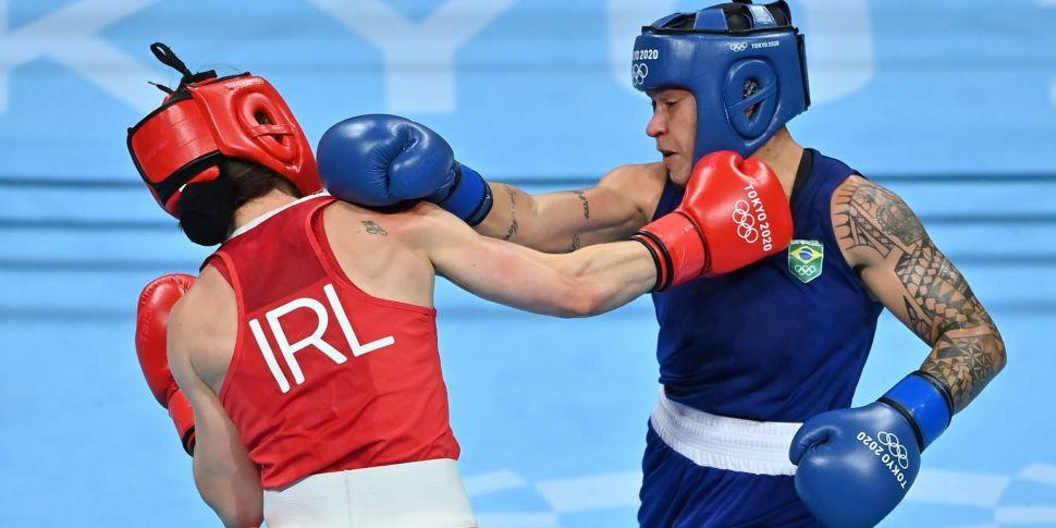 Boxing at Paris Olympics under...