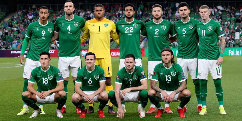 Republic of Ireland slip in la...