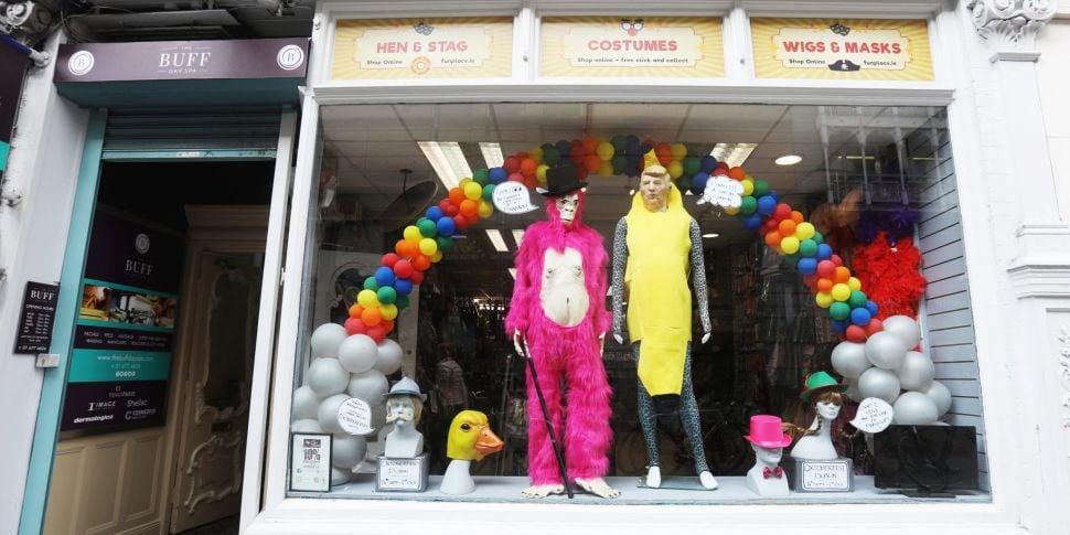 Iconic Dublin Joke Shop Reopen...