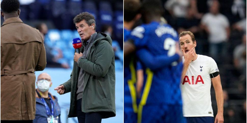 WATCH: Keane slates Spurs desi...