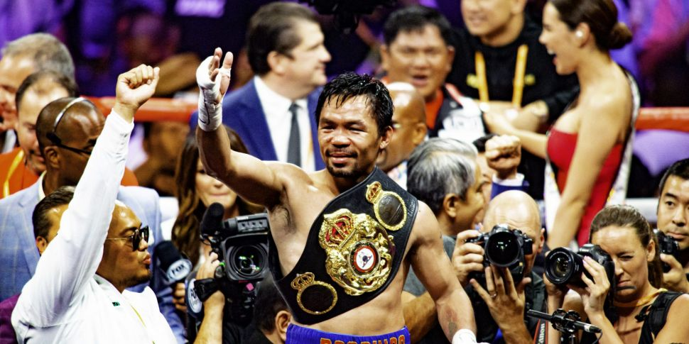 Manny Pacquiao retires from bo...