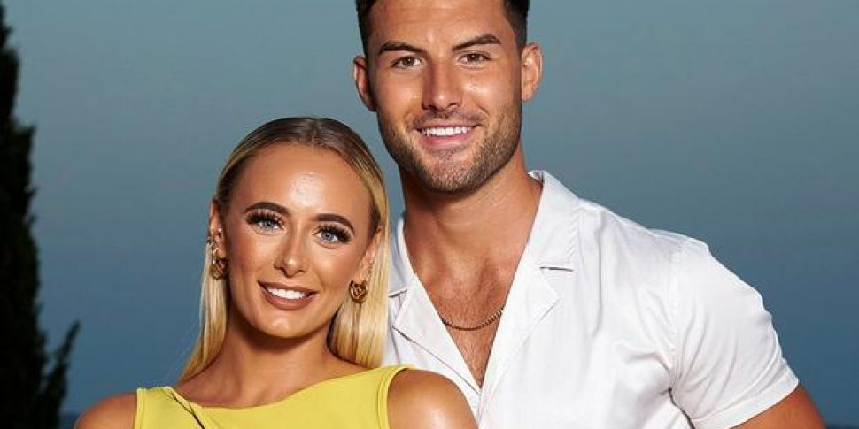 Love Island's Millie And Liam...