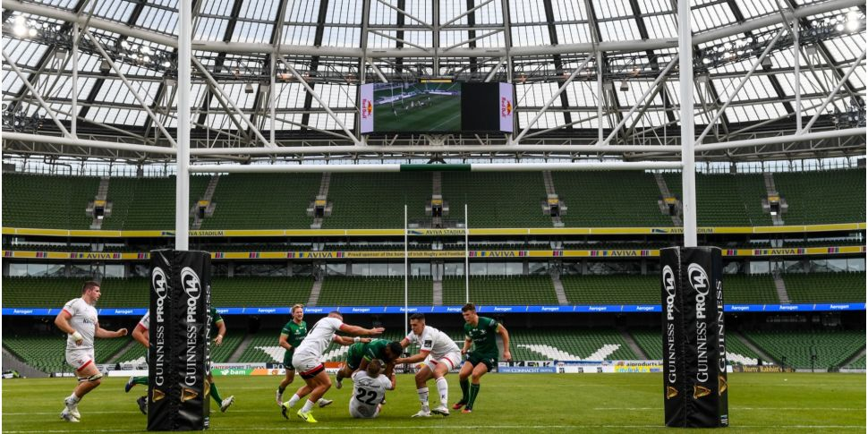 Connacht and Ulster clash move...