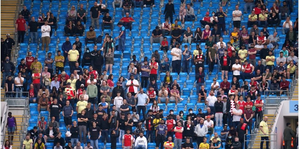 Standing areas to be allowed a...
