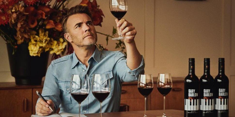 Gary Barlow Launches Wine Rang...