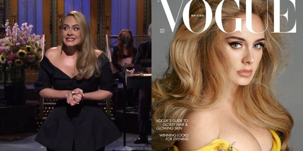 Adele Wrote New Album To Expla...