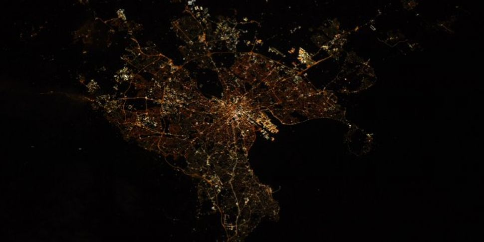 NASA Astronaut Shares Picture...