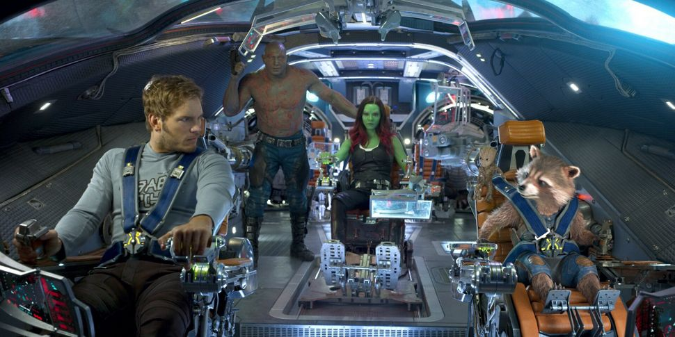 'Guardians Of The Galaxy 3' Ca...