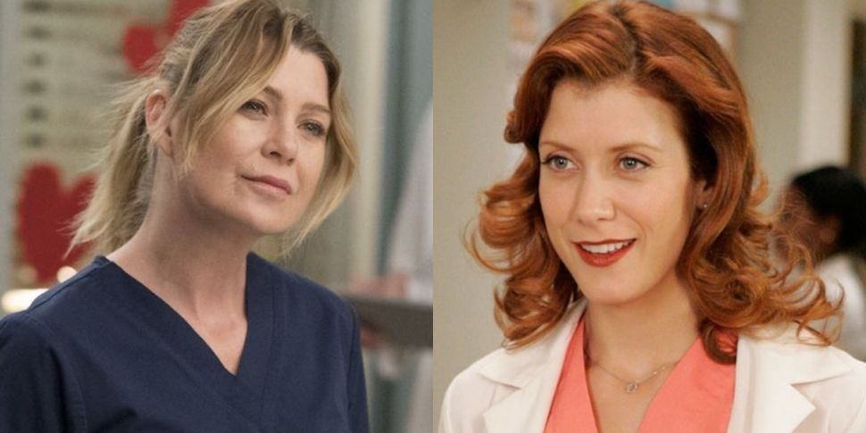 'Grey's Anatomy' Star Ellen Po...