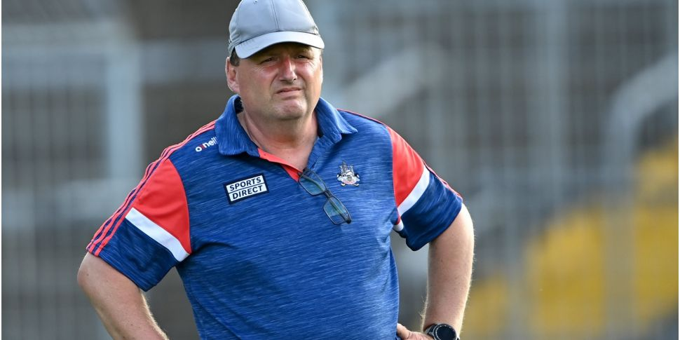 Keith Ricken to become Cork's...