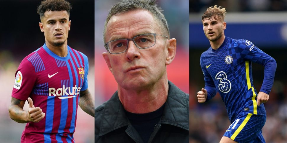 Coutinho, Werner and Rangnick...