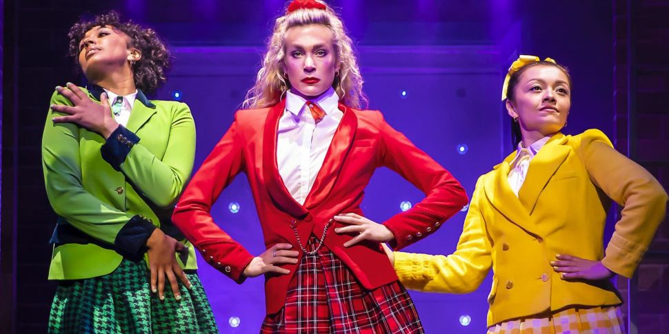 'Heathers: The Musical' Cast S...