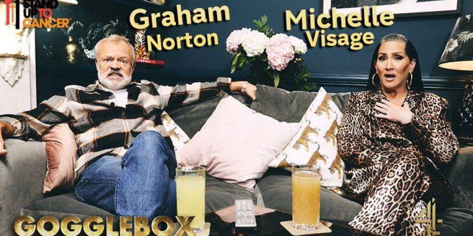 'Celebrity Gogglebox': Graham...