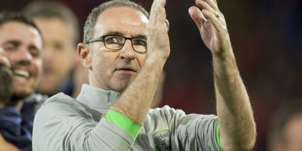 Martin O'Neill reacts to t...