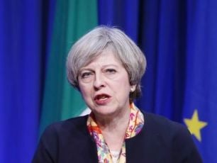 Theresa May Cancels Her Trip To Dublin