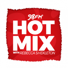 98FM's Hotmix with Rebecca She...