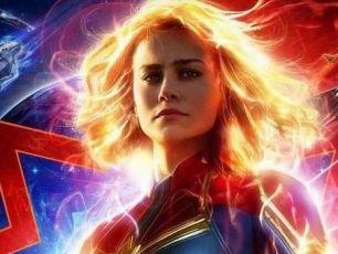 Captain Marvel's New Trailer Has Landed