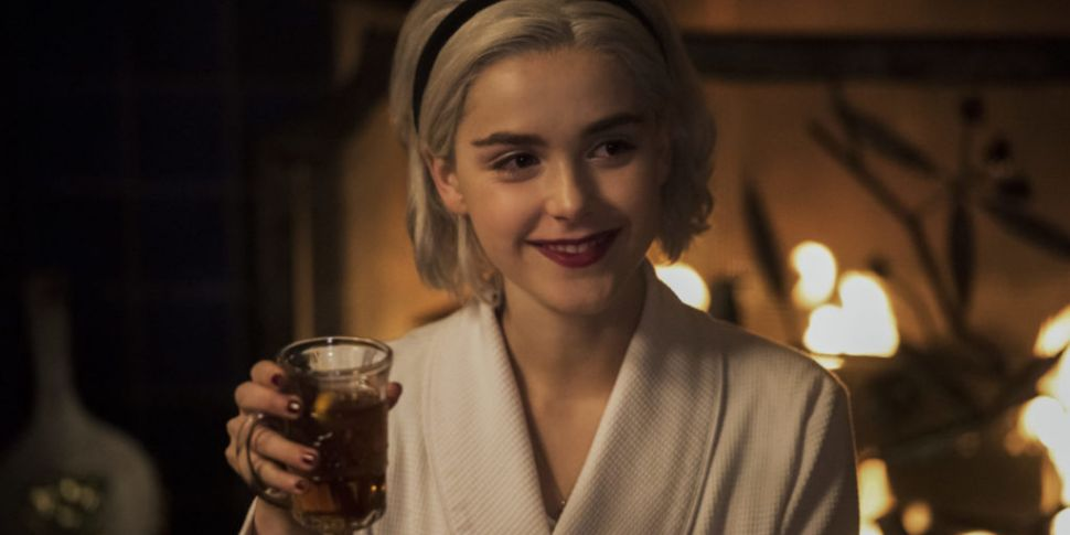 TRAILER: Chilling Adventures Of Sabrina Christmas Special
