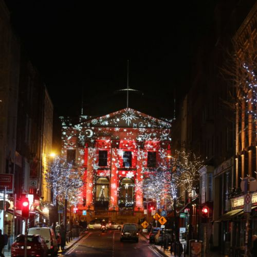 Dublin Dazzles With New Winter...