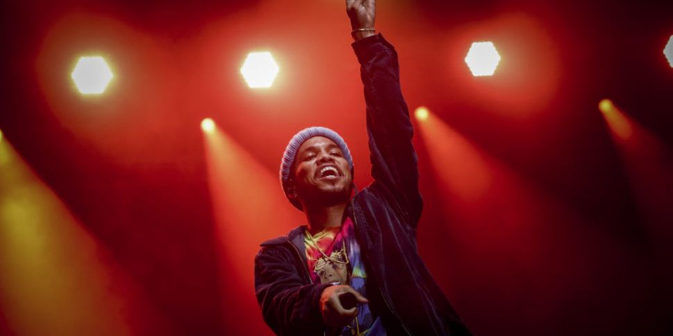 Anderson Paak & The Free Nationals Announce Dublin Gig