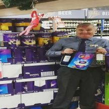 JC's In Swords Are Selling Christmas Easter Eggs