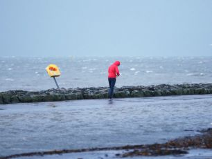 Weather Warning To Remain In Place Until 9am